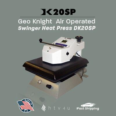 Geo Knight Dk20sp Automatic Heat Press
