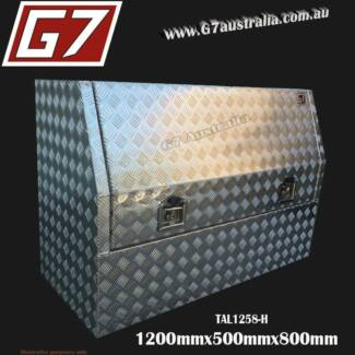 1200mm Aluminium Toolboxes ute, trailer truck Tool Box..... Brisbane City Brisbane North West Preview