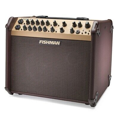 Fishman PRO-LBT-600 Loudbox Artist Amplifier, Bluetooth Connectivity, 120 Watts