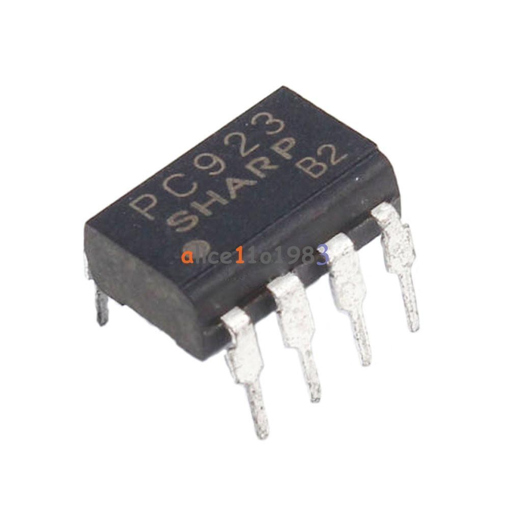 10PCS OPTOCOUPLERS SHARP DIP-8 PC923L PC923 NEW