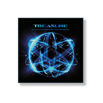 TREASURE 1st ALBUM THE FIRST STEP : TREASURE EFFECT KiT Ver KIT+Photocard+Etc+TR