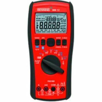 BENNING Digital Hand-Multimeter MM 12 TRUE RMS