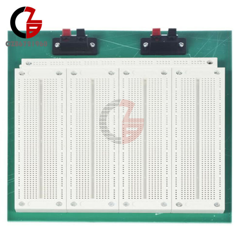 4 in 1 SYB-500 Tiepoint PCB Solderless Breadboard 700 Position Point