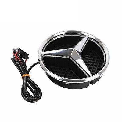 Auto Front belichtete LED Grill Logo Emblem Ausweis Licht für Mercedes Benz
