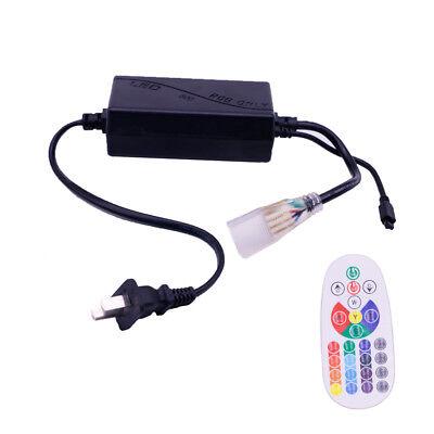 AC110/220V 25Key IR Remote Controller Power US EU Plug for LED RGB Strip Light