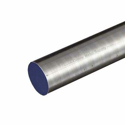 D2 Dcf Tool Steel Round Rod 1.125 1-18 Inch X 18 Inches
