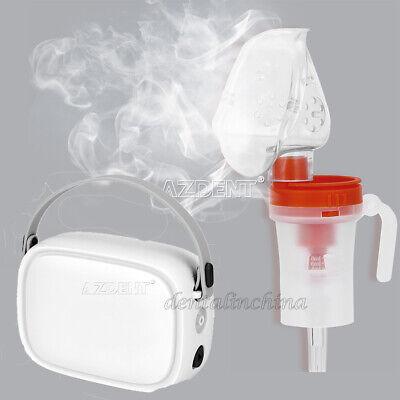 Portable Nebulizer Compressed Nebulizer Medical Grade For Children Baby Adult Us