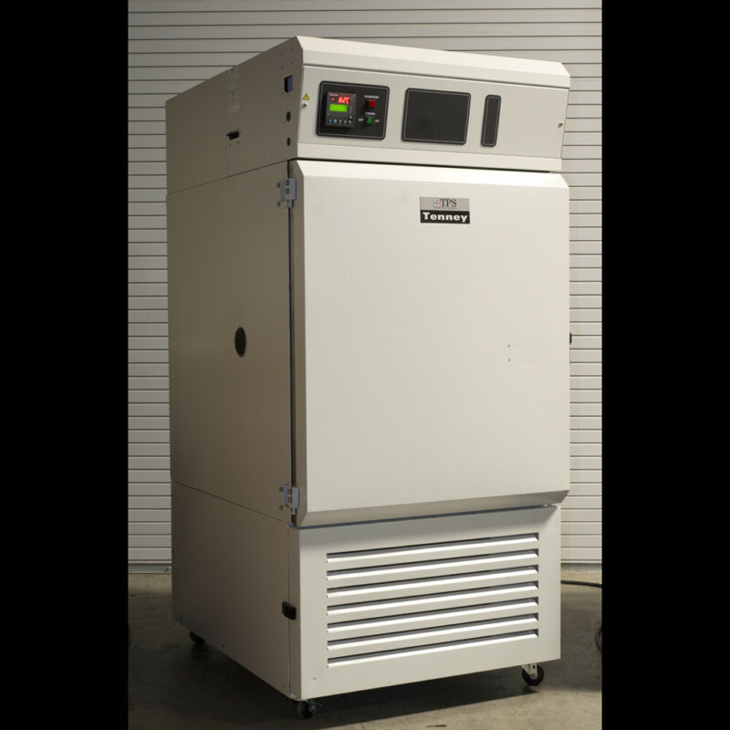 TPS Tenney T20S-1.5 Environmental Chamber 208V / 1PH / 60Hz (-40 to 200C) R-404A