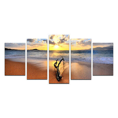 Canvas Print Wall Art Photo Painting Pic Home Decor Seascape Landscape Framed