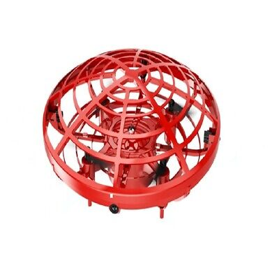 UFO Mini Drone Quad Induction Levitation Hand Operated Helicopter Toys For Kids