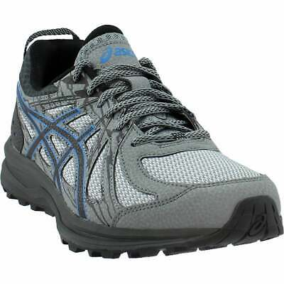 ASICS Frequent Trail  Casual Running Neutral Shoes - Grey - Mens