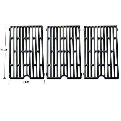 Jenn Air Grill Barbecue Porcelain Coated Cast Iron Cooking Grid Grate (Porcelain Barbecue)