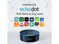 Amazon echo dot - brand new in box