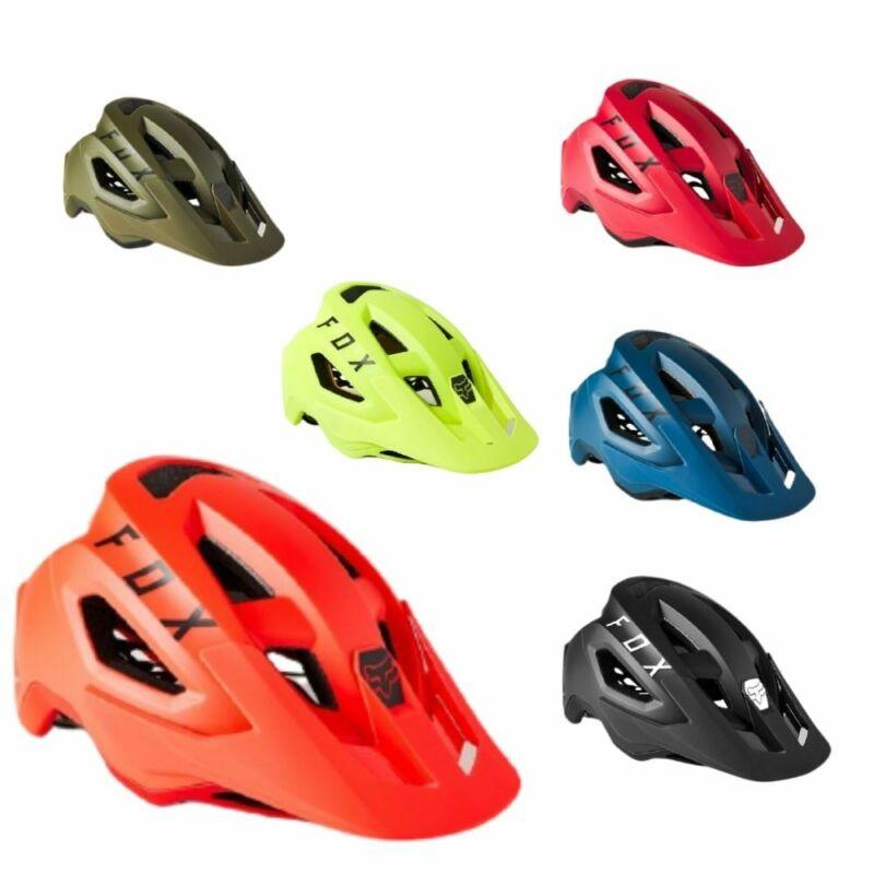 Fox Racing Speedframe Mens MTB Helmets MIPS