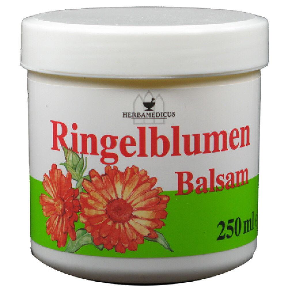 Herbamedicus Ringelblumen Balsam Salbe Creme 2x250ml