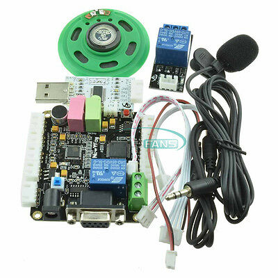 Voice Recognition Module Sp Voice Recognition For Arduino Raspberry New