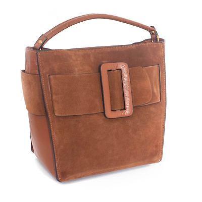 Womens Oversized Front Buckle Bucket Tote Boy Bag Handbag Shoulder Bag. New! Bag Womens Oversized Handbag