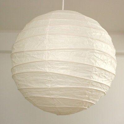 "Isamu Noguchi Akari 55D ""Shade Only"" Pendant lamp Washi Japanese Light Handcraft"