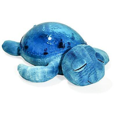 Cloud B - Tranquil Turtle:  Nachtlicht- und Beruhigungsfigur Schildkröte, Aqua