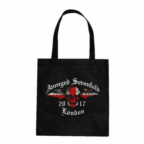Avenged Sevenfold 2017 London Tote Bag, New