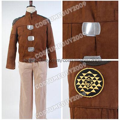 Battlestar Galactica Costume (Battlestar Galactica Cosplay Costume Colonial Warrior)
