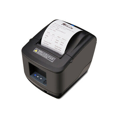 Munbyn 80mm Thermal Receipt Pos Thermal Printer With Auto Cutter Usb Ethernet