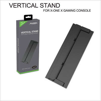 Video Game Console Holder Vertical Stand Mount Gaming Accessories For Xbox One X