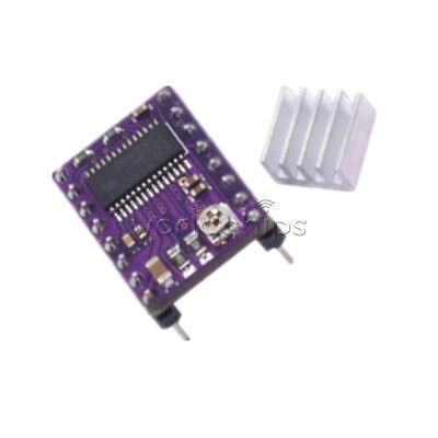 2pcs Arduino Drv8825 Stepper Motor Driver Module 3d Printer Reprap Stepstick