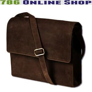 bolso-de-lujo-Bolso-de-piel-264B-Laptop-bolsa-Bolso-Mensajero-Bag-Nuevo