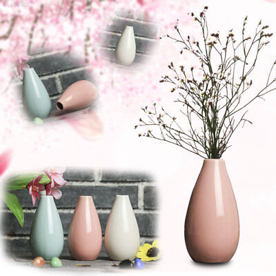 European Ceramic Vase Home Garden Decoration Pottery Art Flower Pot Mini Small