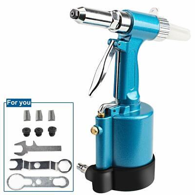 Heavy Duty Air Hydraulic Riveter-professional Pop Pneumatic Riveting Gun Rivet T