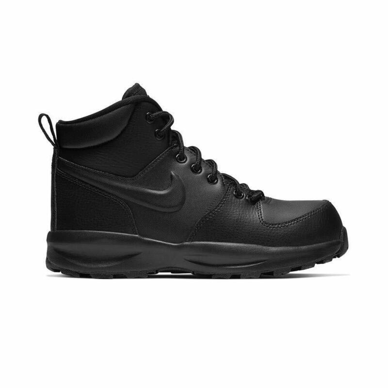 Big Kid Nike Manoa LTR Black (BQ5372 001)