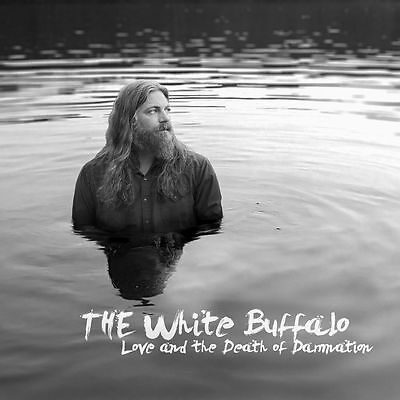 """The White Buffalo """"Love & The Death of Damnation"""" Black Vinyl - Sons of Anarchy"""