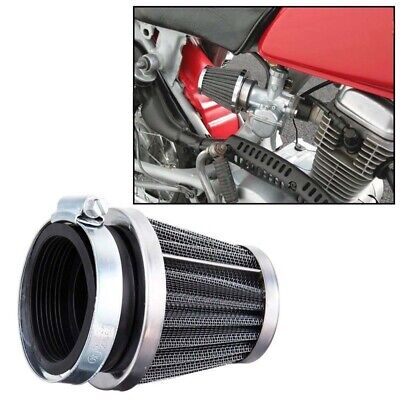 Motorcycle Air Intake Filter Cleaner Universal for Honda Kawasaki Yamaha - 50mm
