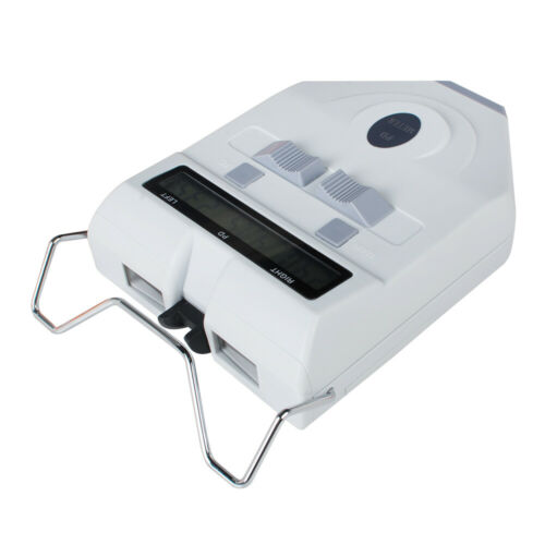 Rechargeable PD Meter Optometry Device Digital LCD Optical Pupilometer Easy Use