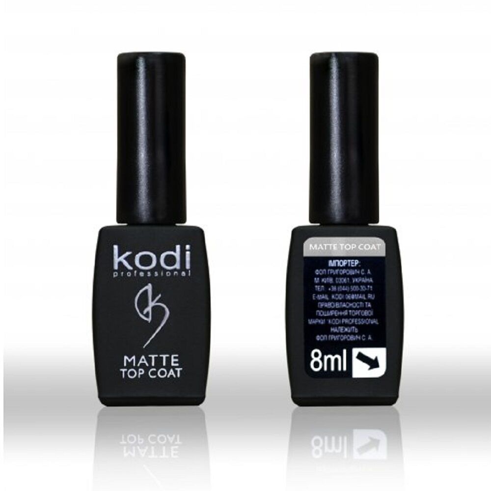 Kodi Rubber Top Base Coat Soak Off Gel Polish Led UV 0.24/0.42/0.49 ...
