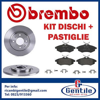 Bremse Bremsscheiben 266 Bremsbeläge front vorne für Citroen C2 C3 1,4 1,6 HDI