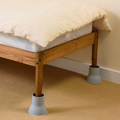 "Gordon Ellis Elephant Feet Chair Raiser 5.5"" - easier to get up or sit down"