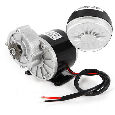 24v Electric Motor Gear Reduction - For Ebike Motorized Bicycle 9t Sprocket Us