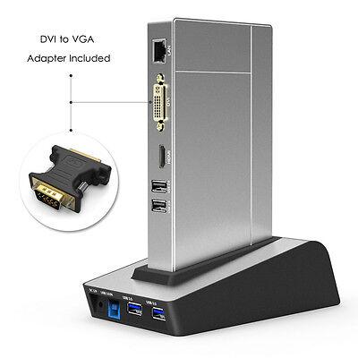 USB3.0 Aluminum Universal Docking Station Design HDD&SSD Enclosure Base