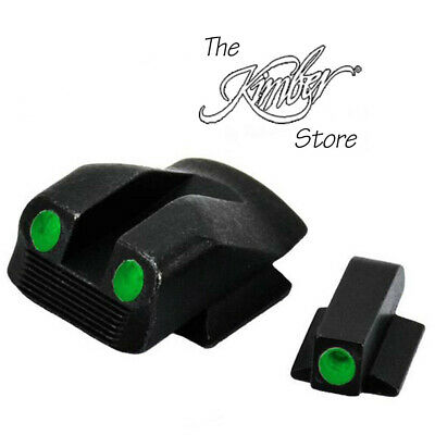 Kimber Micro Tritium Night Sight Set Tru-Dot 380 ACP / 9mm Low Profile  ML11229 Tritium Night Sight