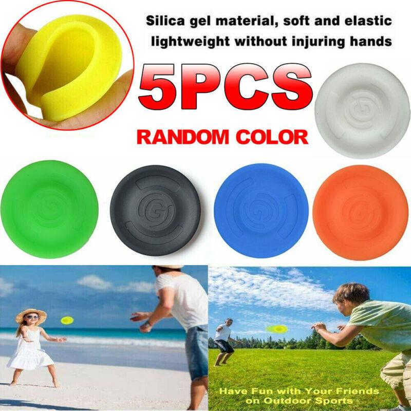 5X Mini Pocket New Spin Flying Disc Garden