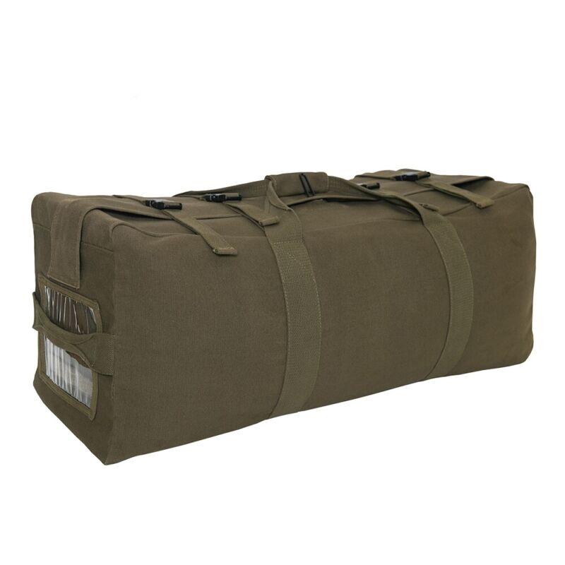 Rothco GI Type Canvas Duffle Bag - 2747