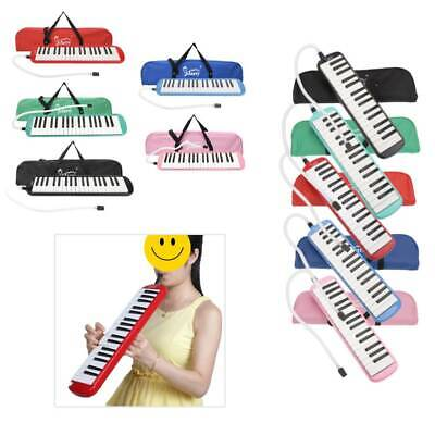 32 37 Keys Melodica Students Musical Instrument Carrying Bag for Beginner