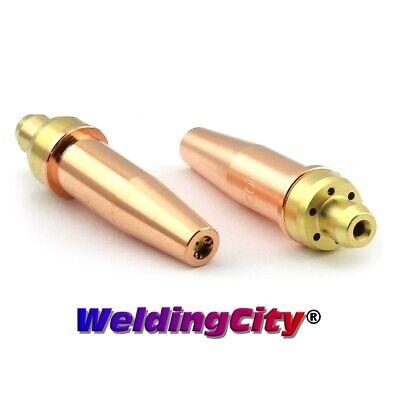Weldingcity Propanenatural Gas Cutting Tip 3-gpn 2 Victor Torch Us Seller