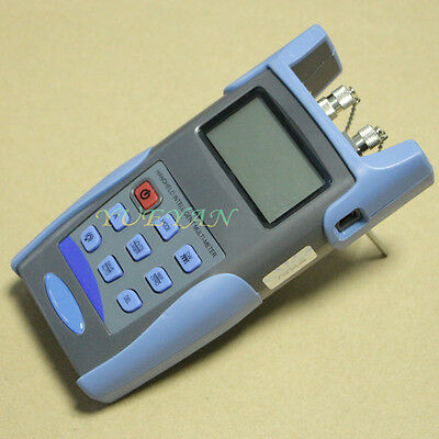 All In One Handheld Optical Power Meter Optical Light Source Fiber Optic Tester