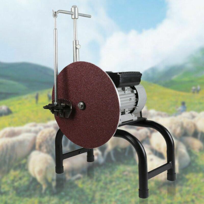 480W 110V Electric Sheep Goat Clipper Grinder Shears Grinding Shearing Machine