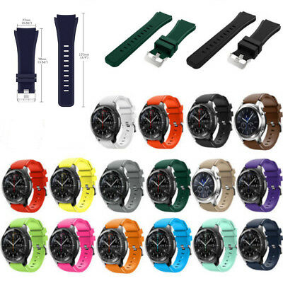Silicone Sport Strap Watch Band For Fossil Q Founder Gen 1  2   Fossil Q Wander