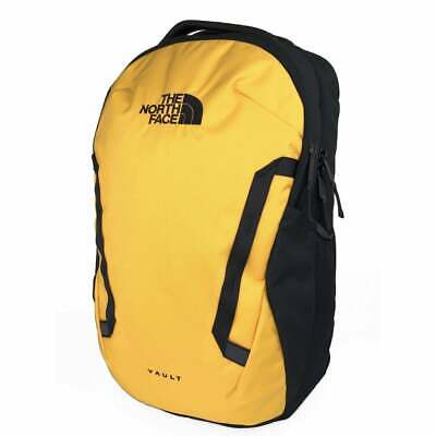 NORTH FACE Vault Backpack Summit Gold/TNF Black A3VY2ZU3-OS