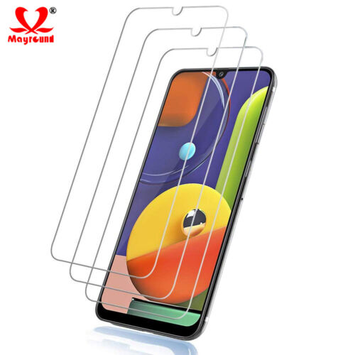 2x For Samsung Galaxy A10s A20s A30s A40s Clear Tempered Glass Screen Protector Cell Phone Accessories